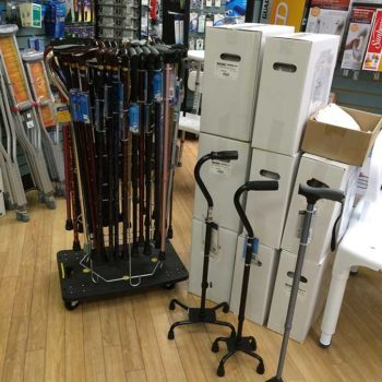 Cane & Crutch Accessories
