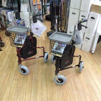 Three Wheel Walkers