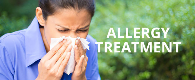 Allergies – Prevention & Treatment