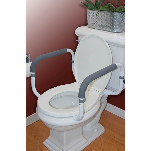 Toilet Support Rail - Carnegie Sargent\'s Pharmacy & Health Center