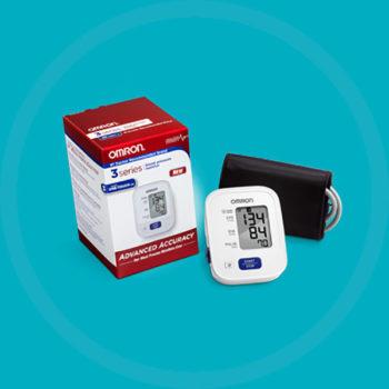 BP710N-3 Series Upper Arm Blood Pressure Monitor - Carnegie Sargents Pharmacy